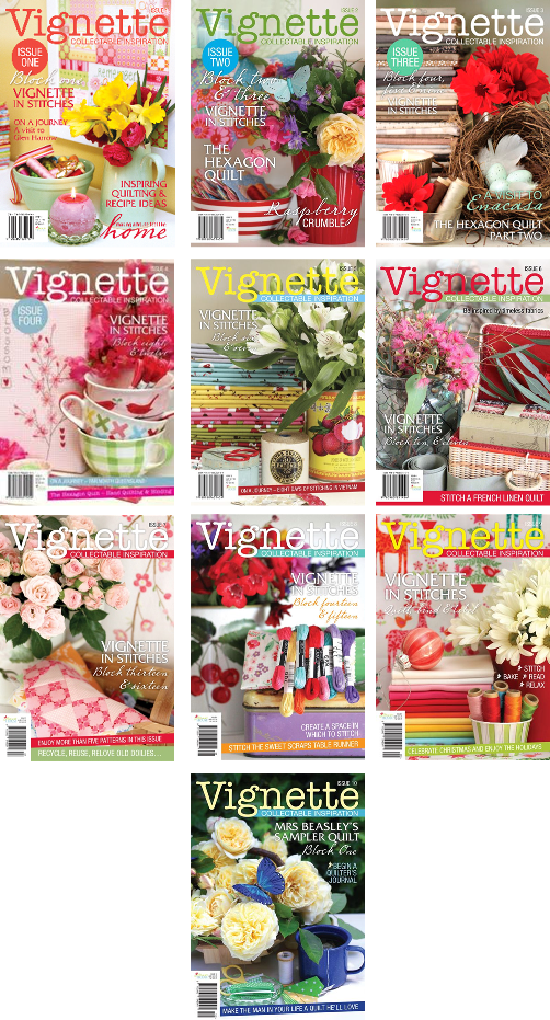 VIGNETTES 1 TO 10 small