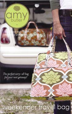AB021P Weekender Travel Bag