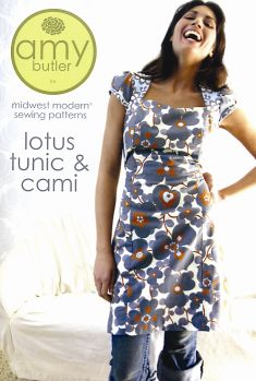 AB031 Lotus Tunic and Cami