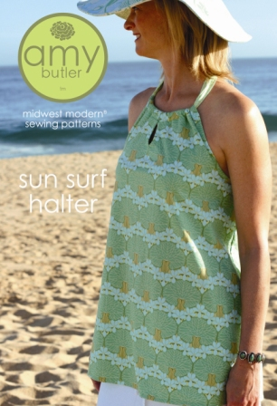 AB038P Sun surf halter